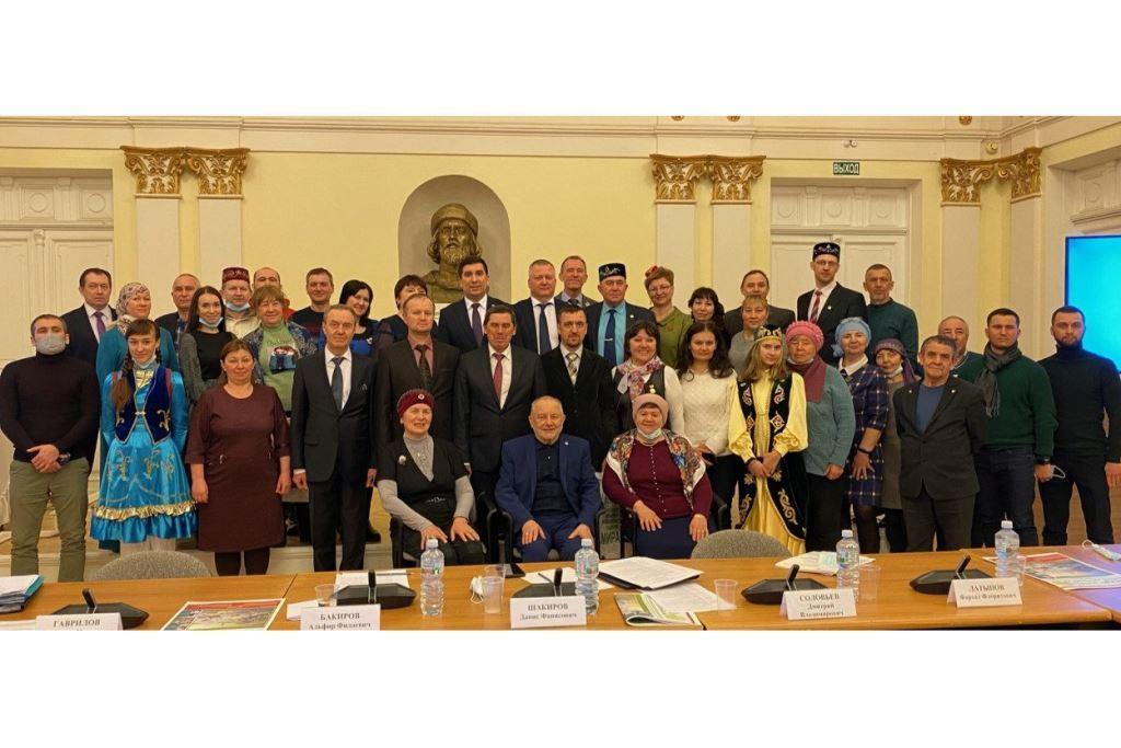 Заседание актива татарских общественных организаций Центрального федерального округа прошло в Ярославле