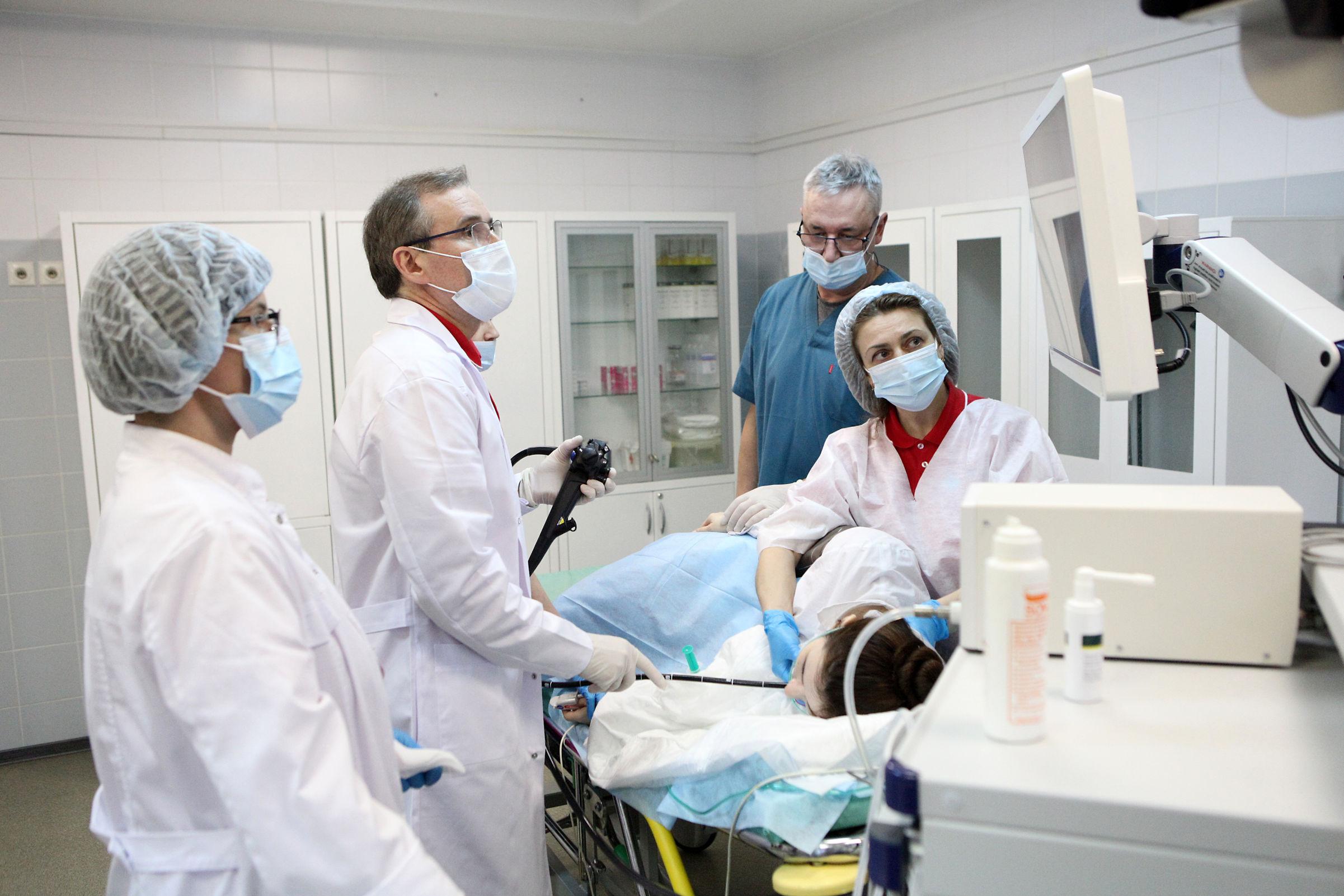 В областной онкологической больнице используют новейшее оборудование и телемедицину