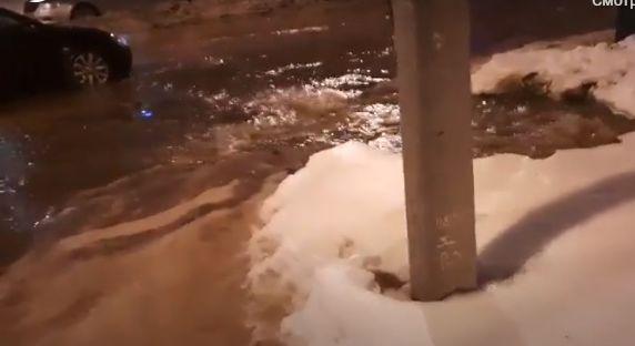 Дороги Ярославской области уходят под воду: фото и видео