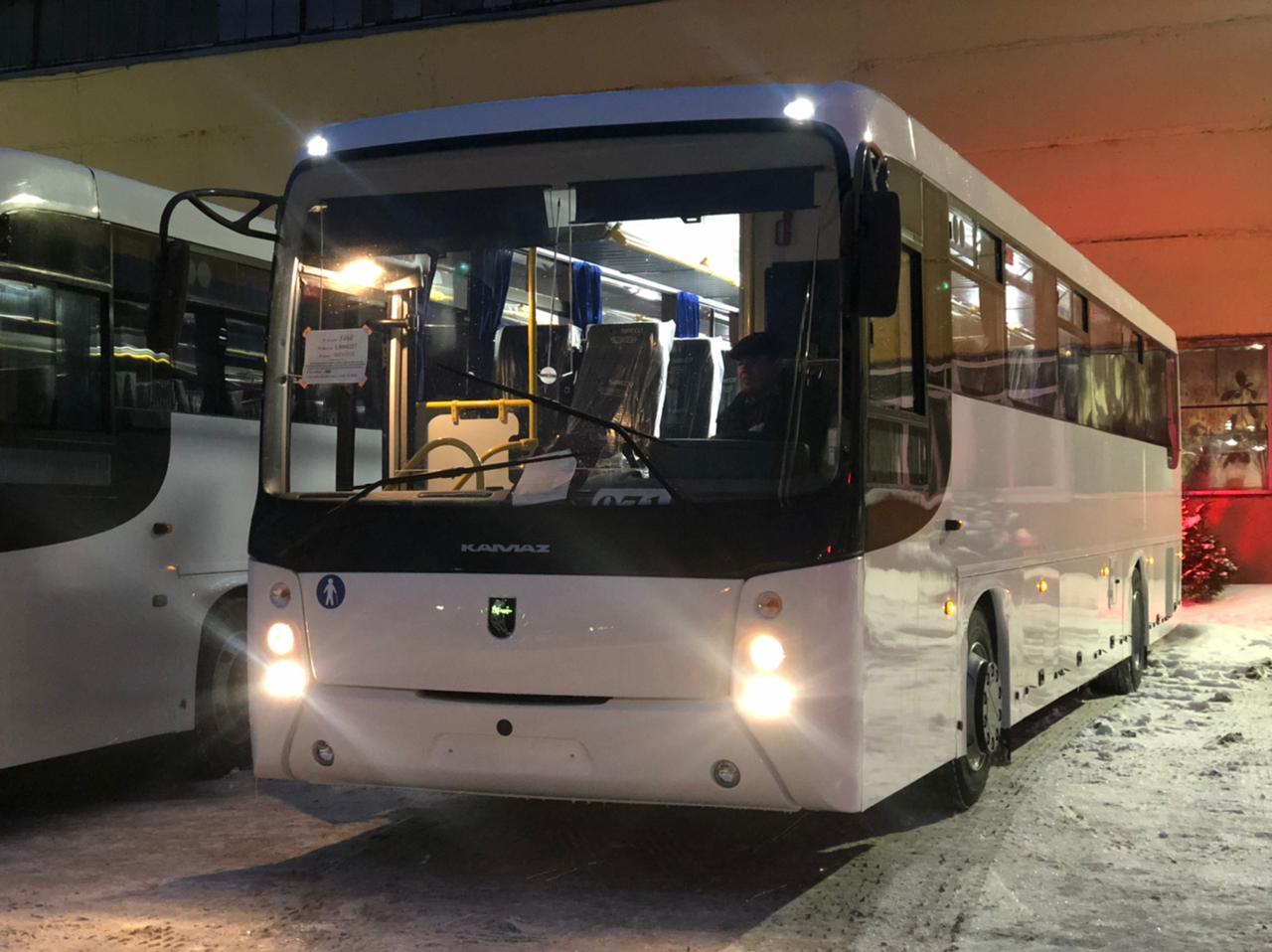 В дни проведения Деминского лыжного марафона из Ярославля пустят рейсовый автобус