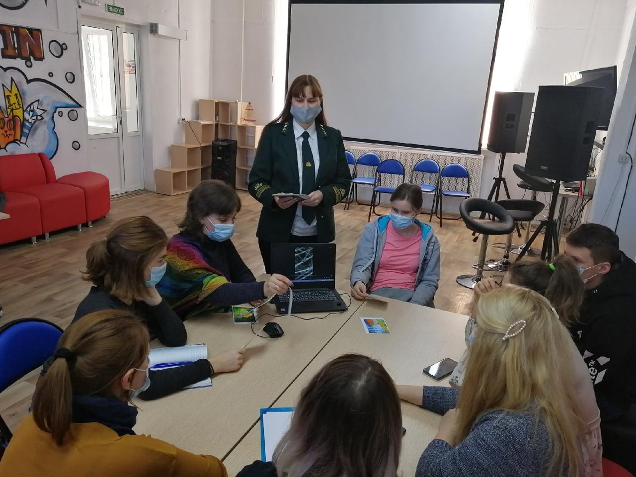 В школах области прошли занятия, посвященные Всемирному дню дикой природы