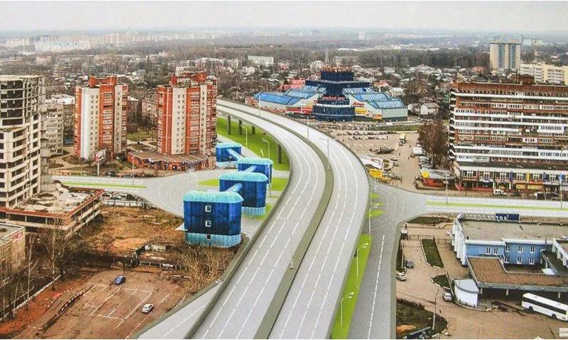 Мэрия Ярославля поделилась планами по строительству Карабулинской развязки