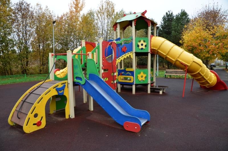 В Рыбинске в 16 дворах установят спортивно-игровые площадки