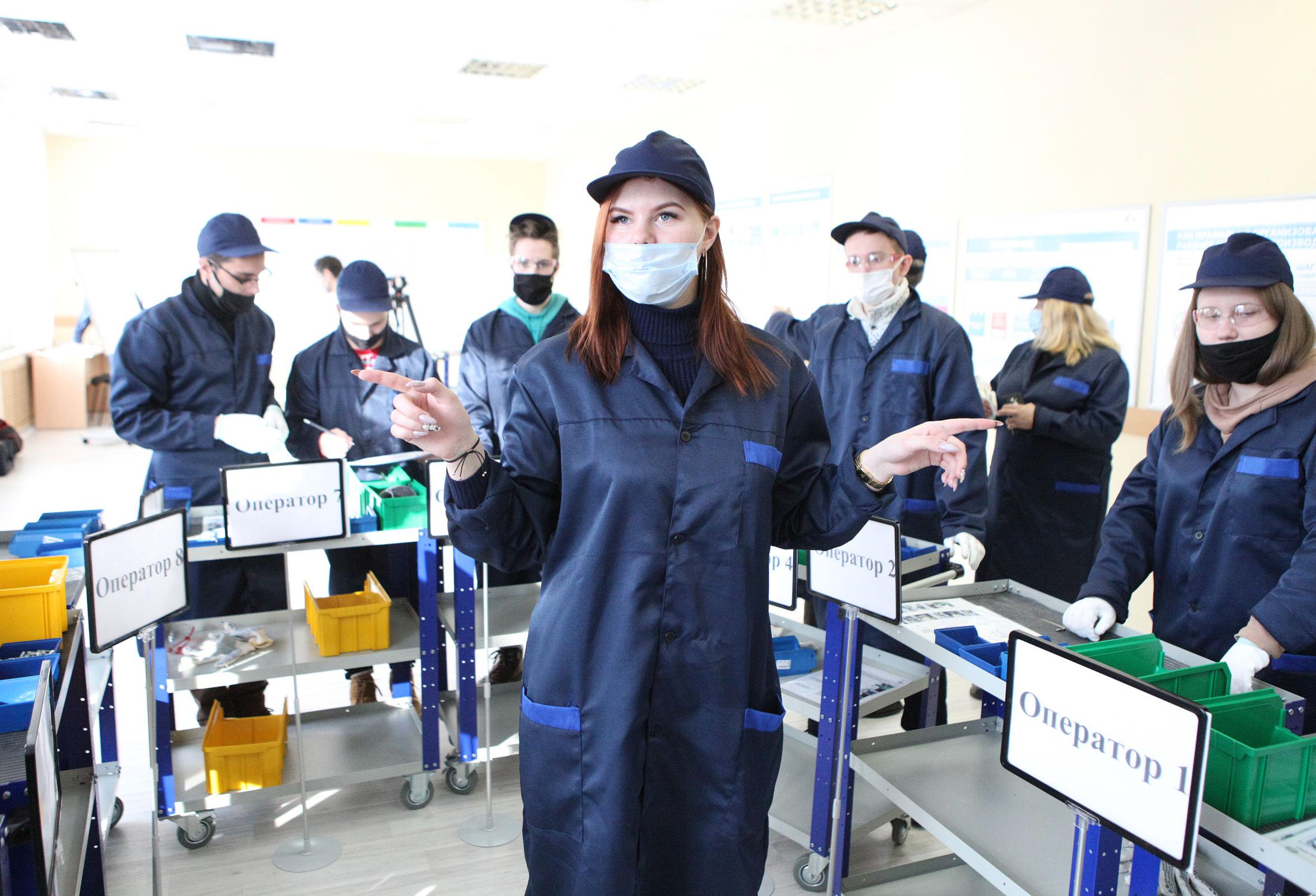 В Ярославле начала свою работу «Фабрика процессов»
