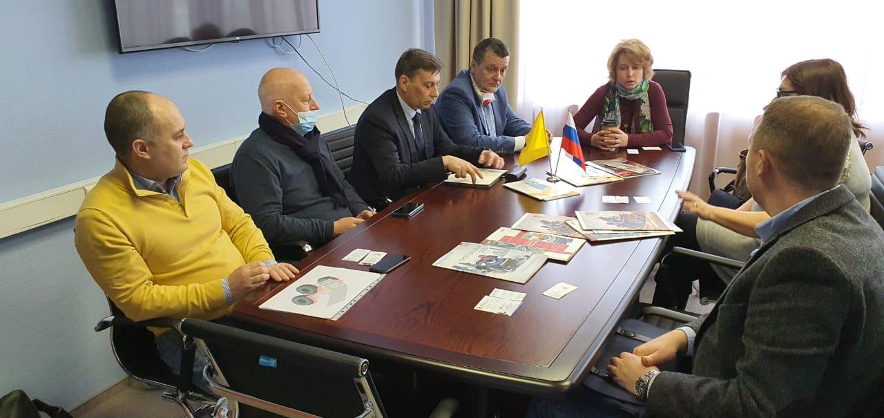 Известные промышленные дизайнеры помогут ярославским компаниям повысить конкурентоспособность на мировых рынках