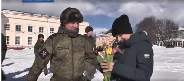 В Ярославле с Международным женским днем поздравляют ветеранов, педагогов и пожилых людей