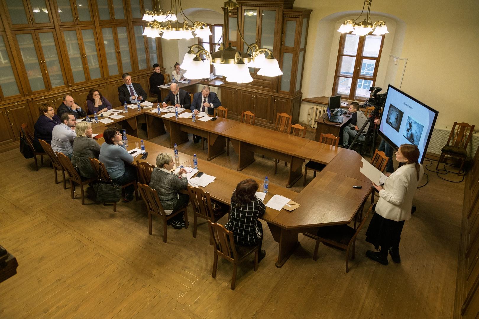 Экспериментальный проект по подготовке кадров для сферы музейного дела реализуют в Ростове