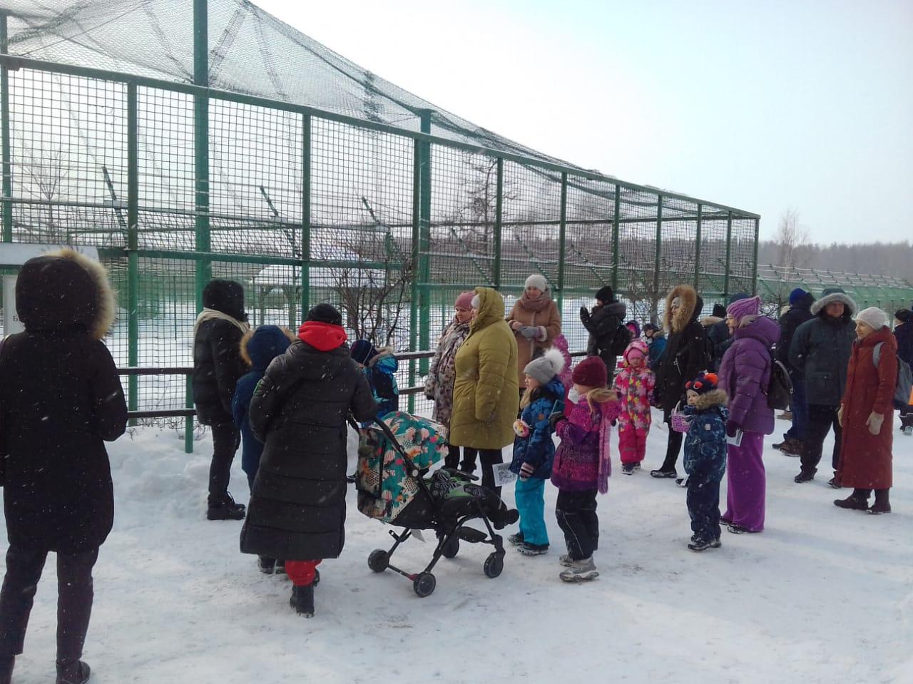 Ярославны бесплатно посетили зоопарк