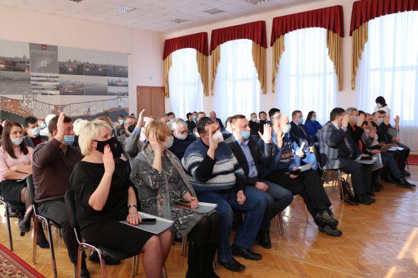 В Ростовском районе выбрали нового главу