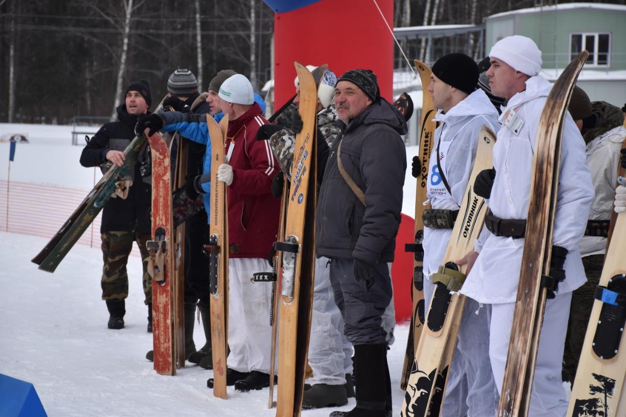 Ярославский спортсмен стал победителем межрегионального чемпионата по охотничьему биатлону
