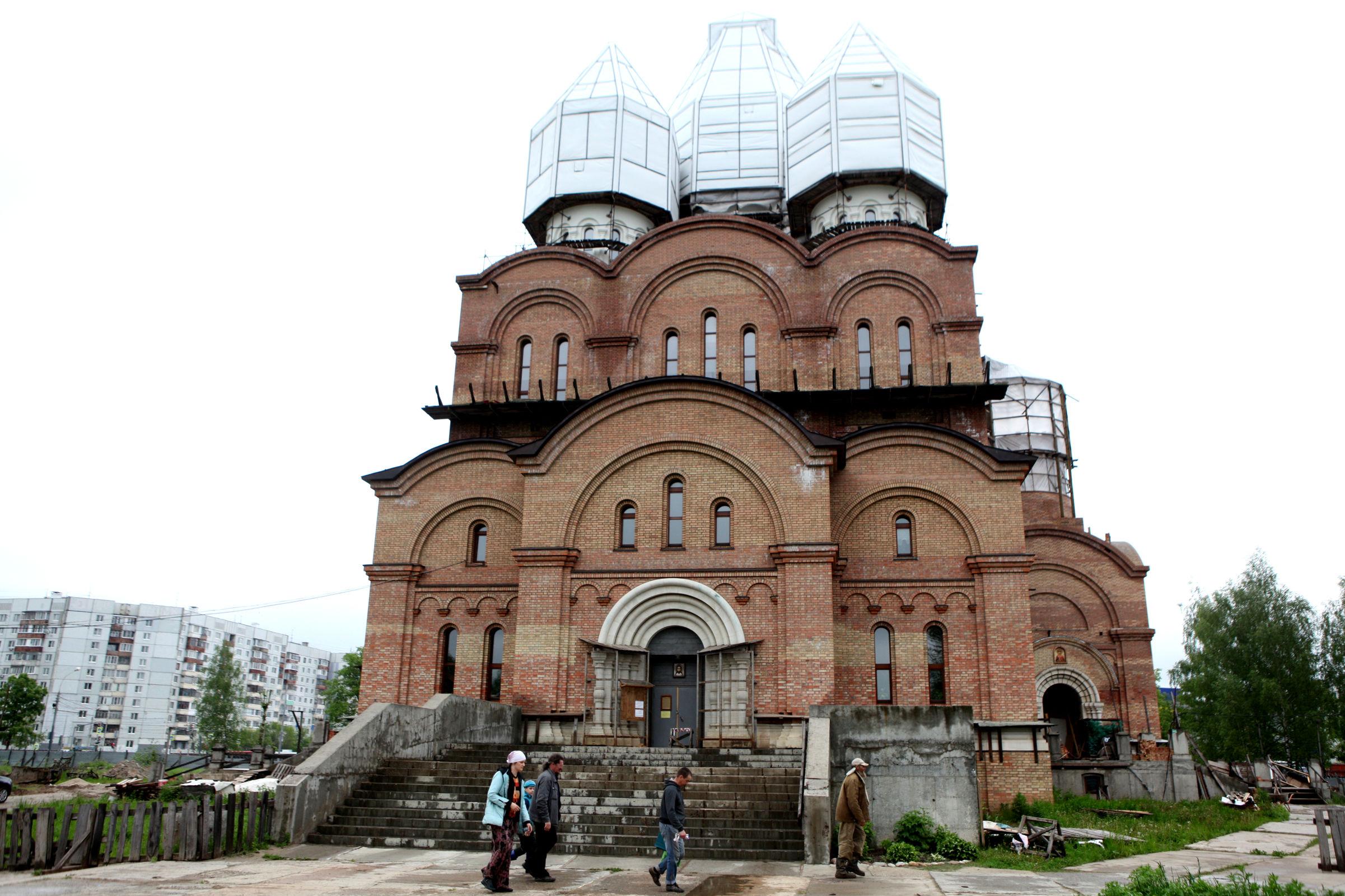 В городах и селах Ярославской области открылись новые храмы