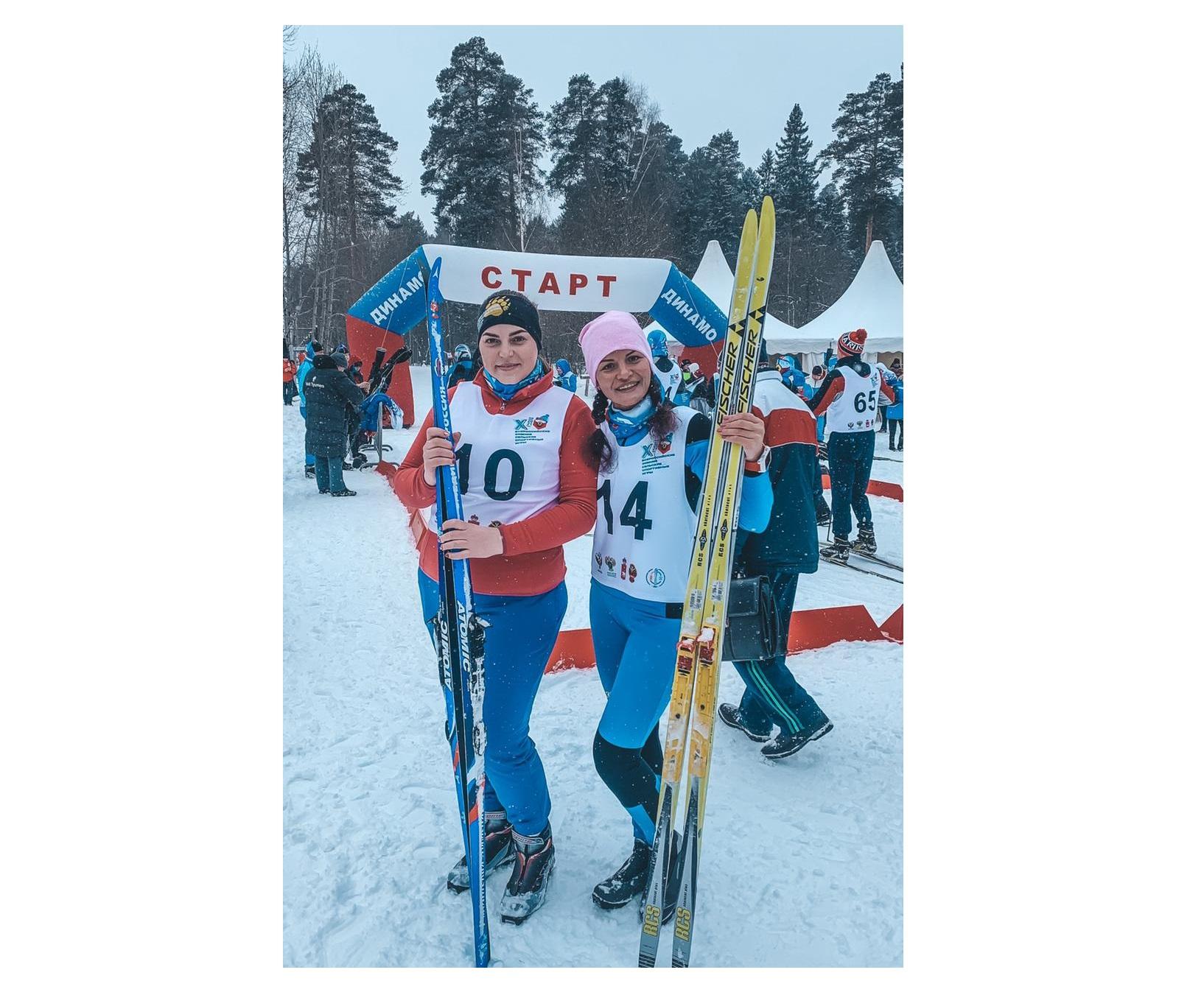 Ярославская команда принимает участие в Х Всероссийских зимних сельских спортивных играх