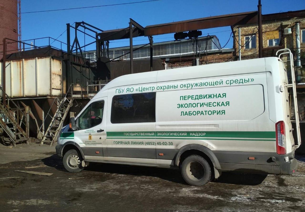 Двум ярославским предприятиям грозит штраф за загрязнение атмосферного воздуха
