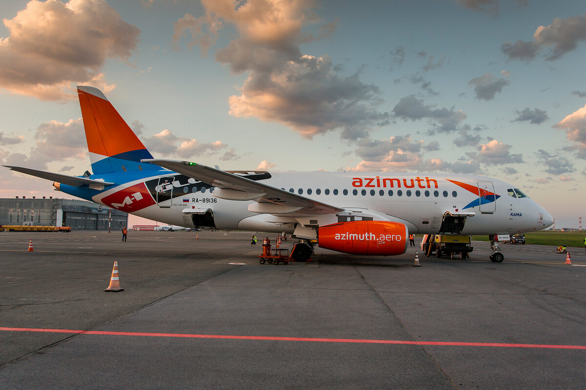Дмитрий Миронов: открываем пятое южное авианаправление