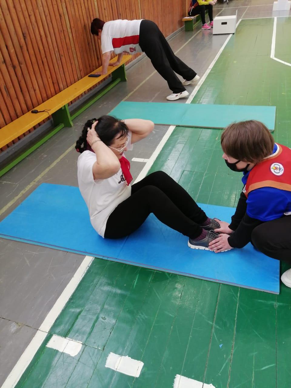 В Рыбинском районе спортивным праздником отметили день рождения комплекса ГТО