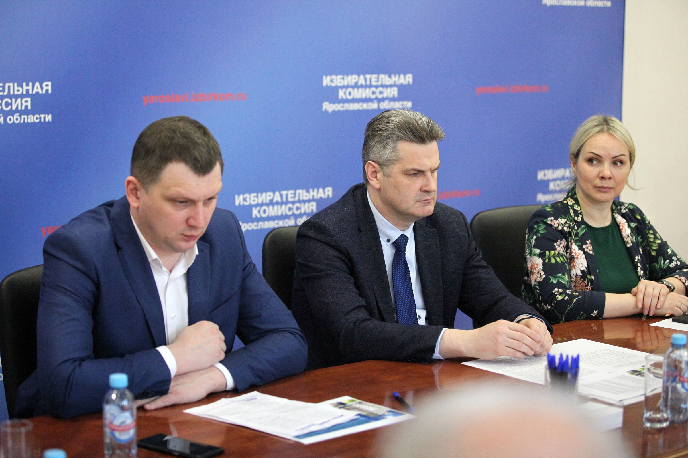 Представители Штаба общественного наблюдения обсудили подготовку к выборам с руководством облизбиркома