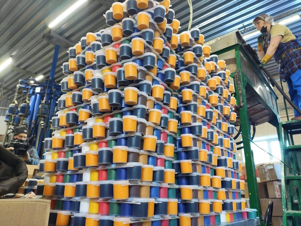 Ярославским экспортерам детских товаров удалось сохранить положительную динамику развития внешней торговли