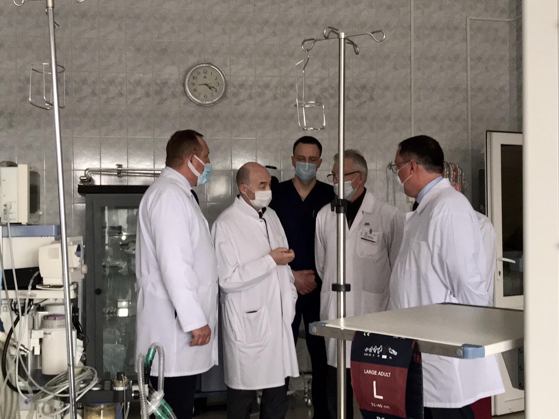 В Ярославской области будет создана современная система донорства и трансплантации органов