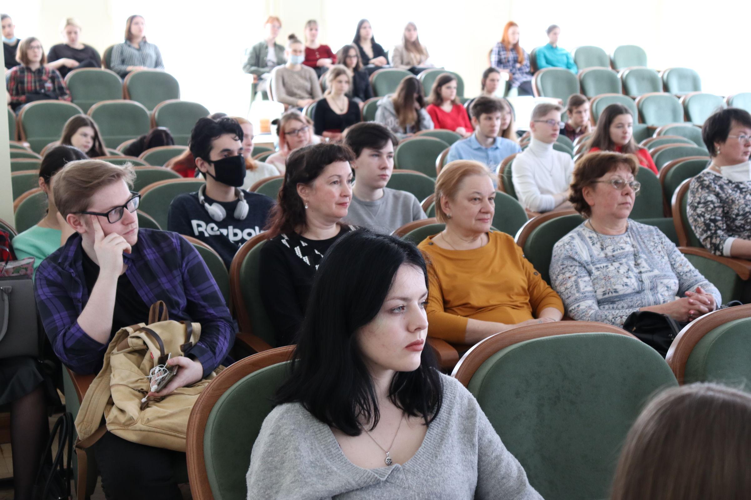 Завершается мартовская сессия в региональном образовательном центре Юрия Башмета