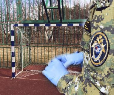 В Ярославской области в суд направили дело об упавших на ребенка металлических футбольных воротах