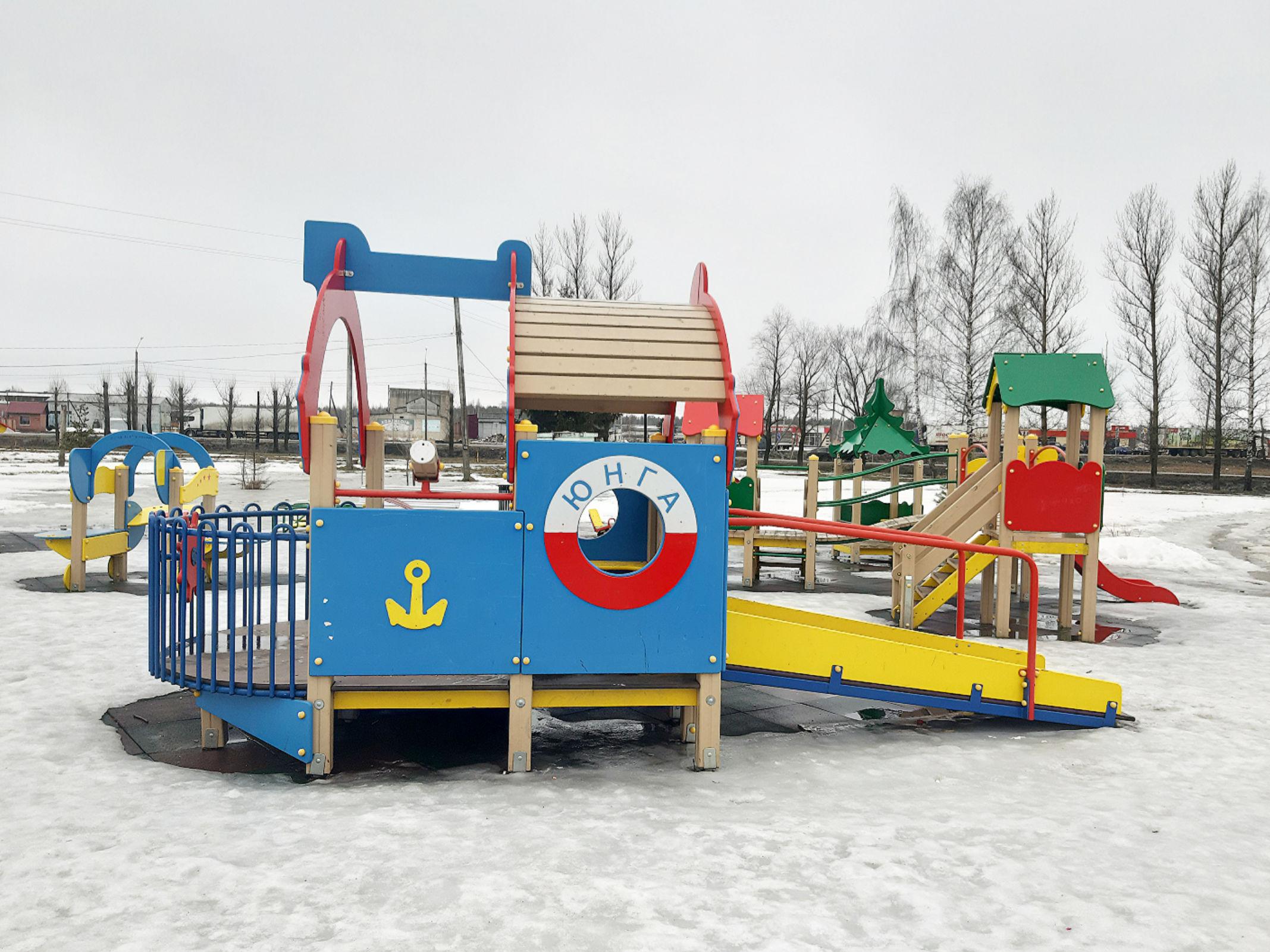 Жители Туношенского поселения выберут объект для благоустройства по нацпроекту