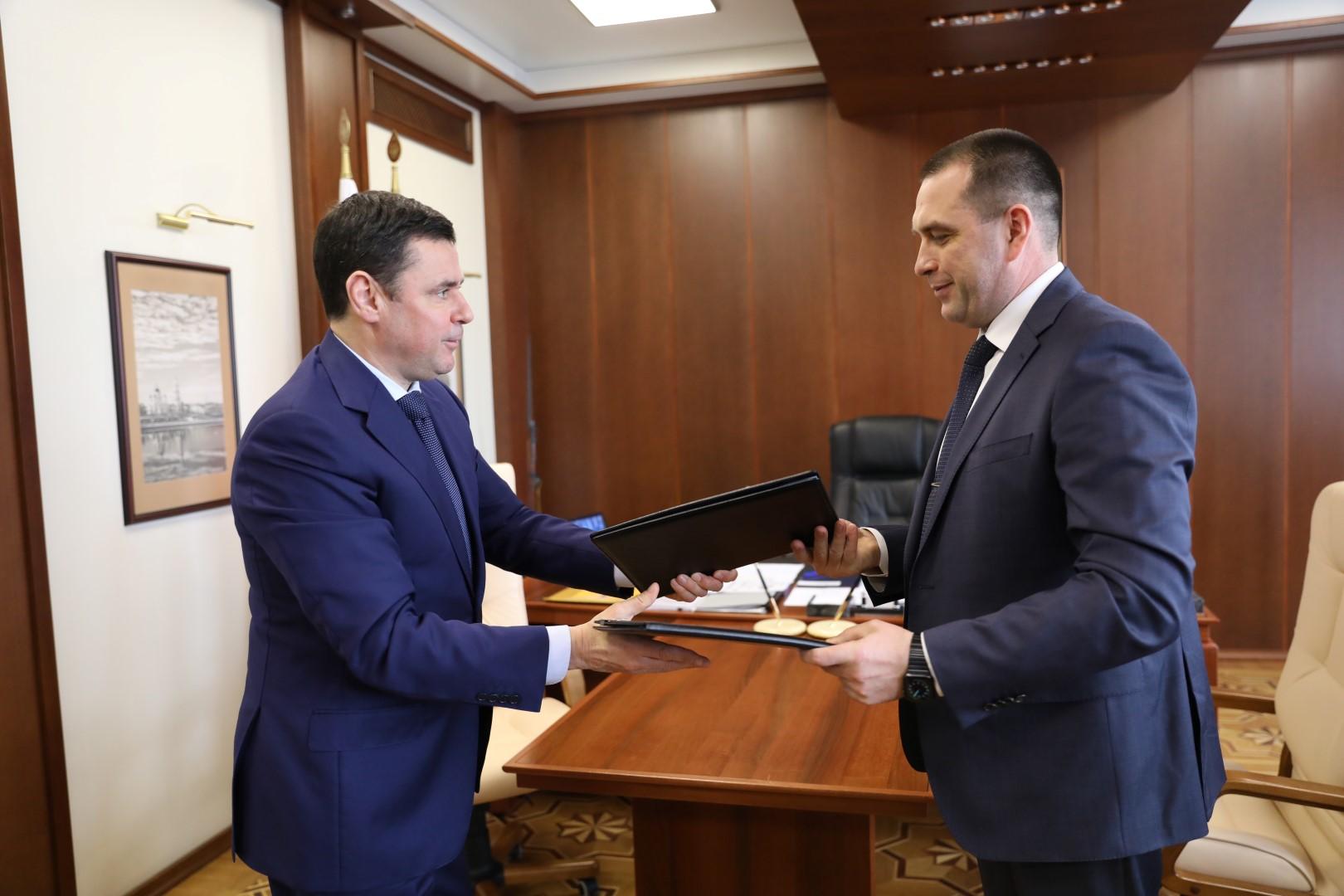 Дмитрий Миронов: «Славнефть-ЯНОС» направит 150 млн рублей на реализацию социальных проектов в Ярославской области