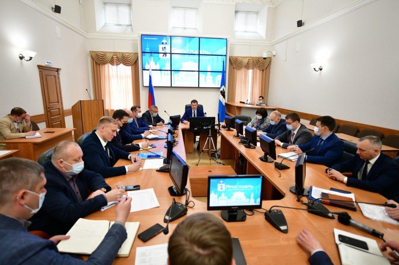 В мэрии Ярославля ищут претендента на новую должность – заместителя директора ДГХ