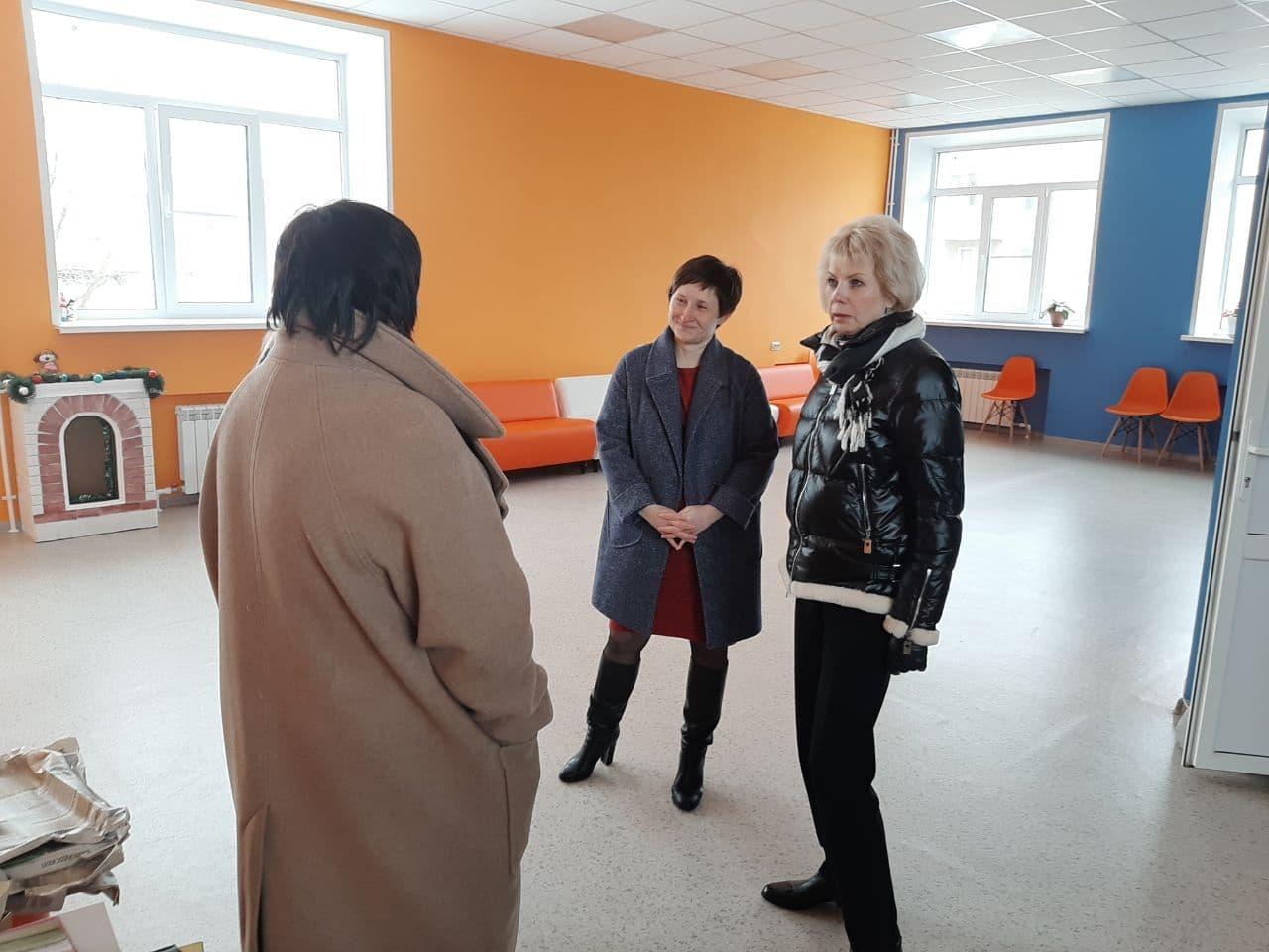 Депутат Лариса Ушакова: в Туношне люди сами решают, как развивать село