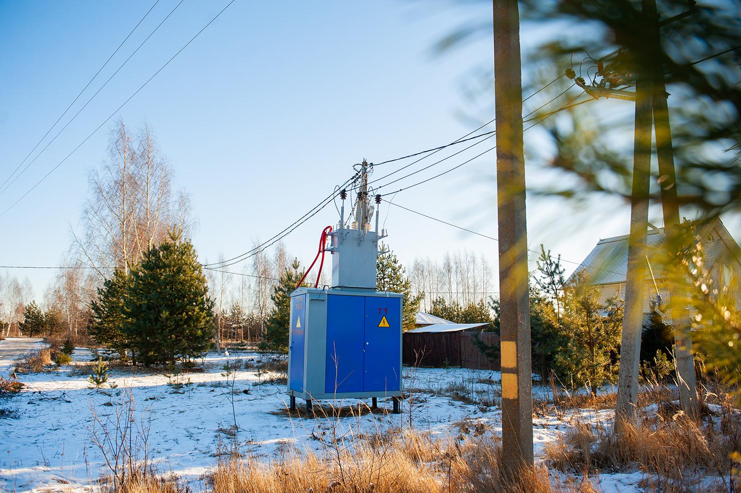 Ярэнерго повышает качество и надежность электроснабжения потребителей