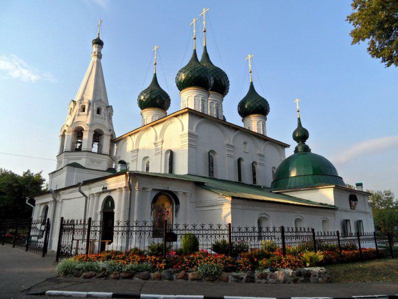 Завершены работы по сохранению монументальной живописи в церкви Спаса на Городу в Ярославле