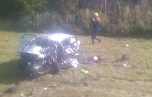 В Ярославской области в суд передано дело о страшной аварии с двумя погибшими на федеральной трассе