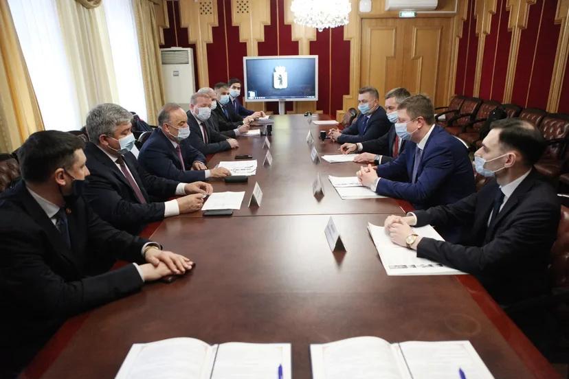 Советы муниципальных образований Ярославской области и Республики Татарстан подписали соглашение о сотрудничестве
