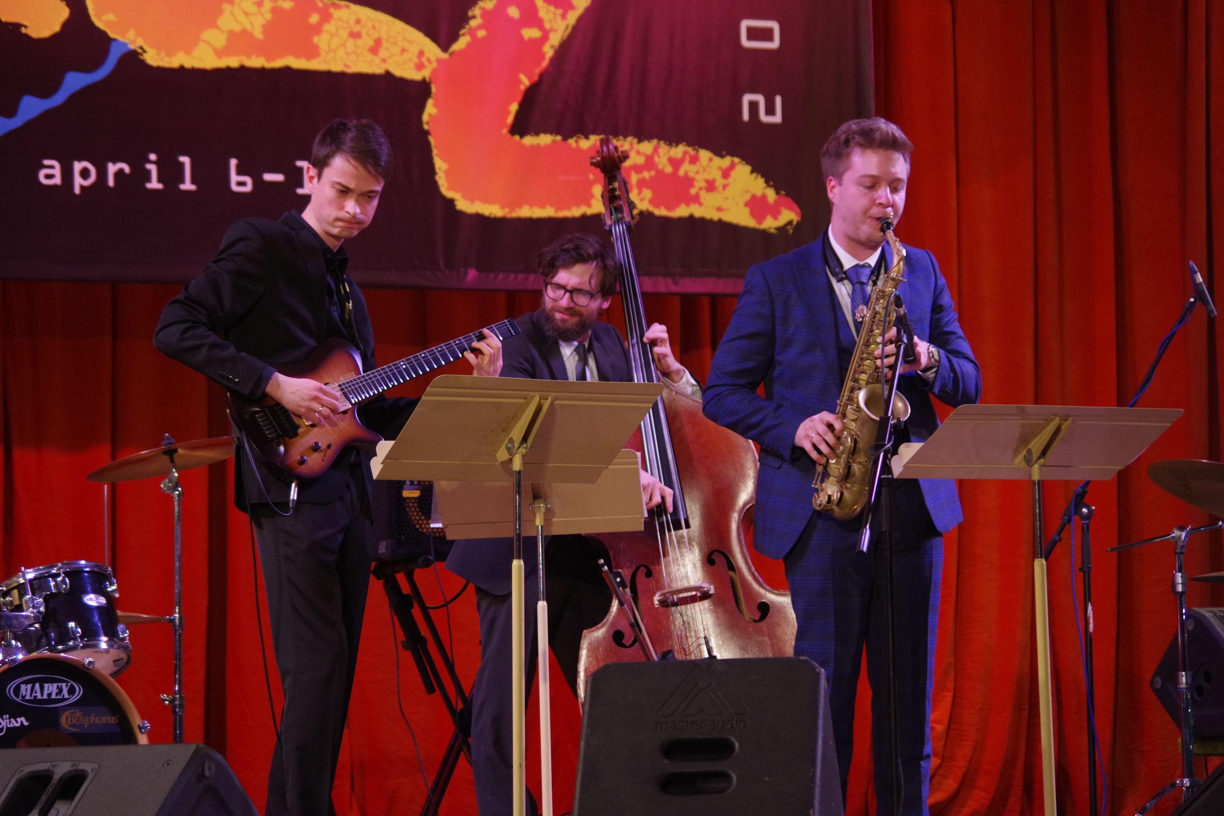 «Джаз над Волгой» – второе открытие: в филармонии продолжается международный фестиваль