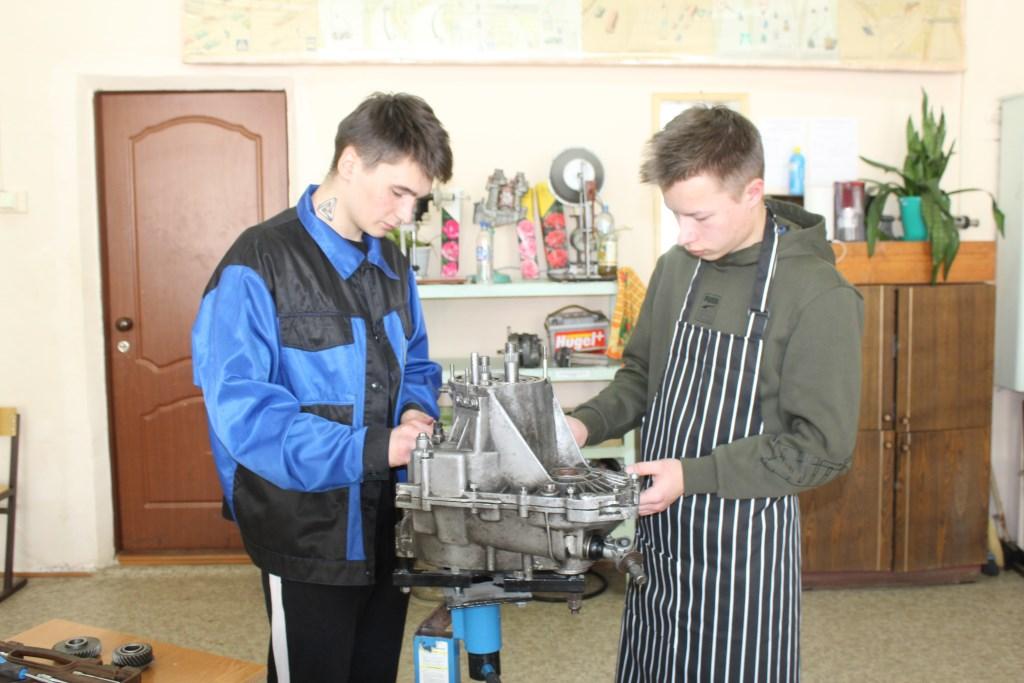 Даниловские школьники проходят профессиональные пробы