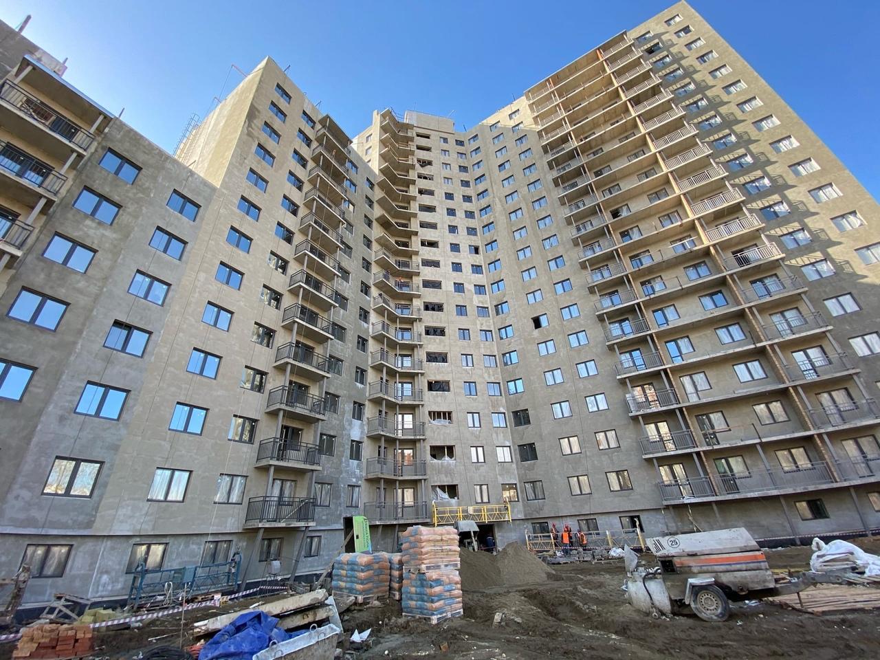 Проблемный дом ЖСК «Фрунзе-77» в Ярославле планируют достроить летом этого года
