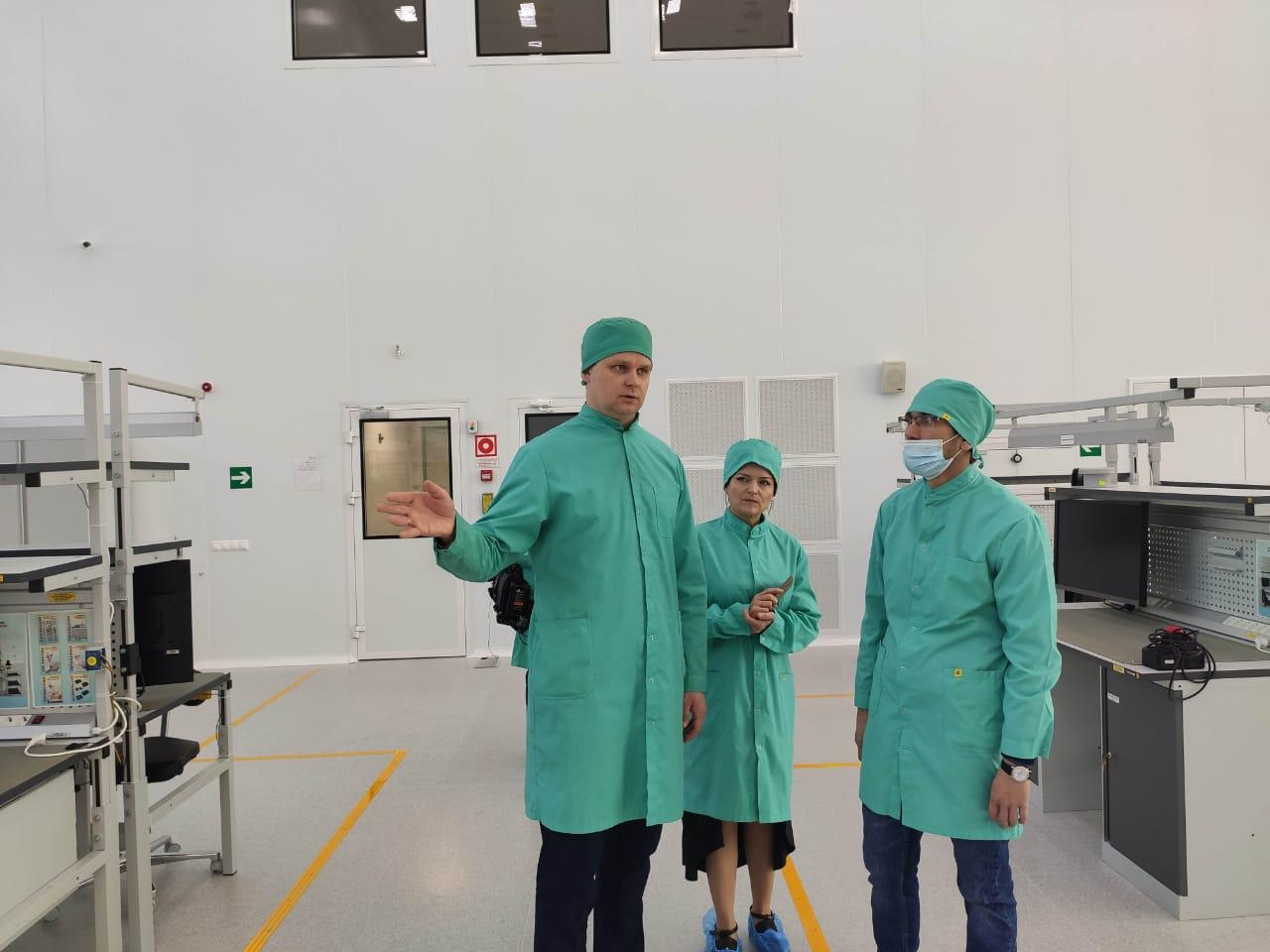 Ярославские предприятия выпускают продукцию для космической отрасли