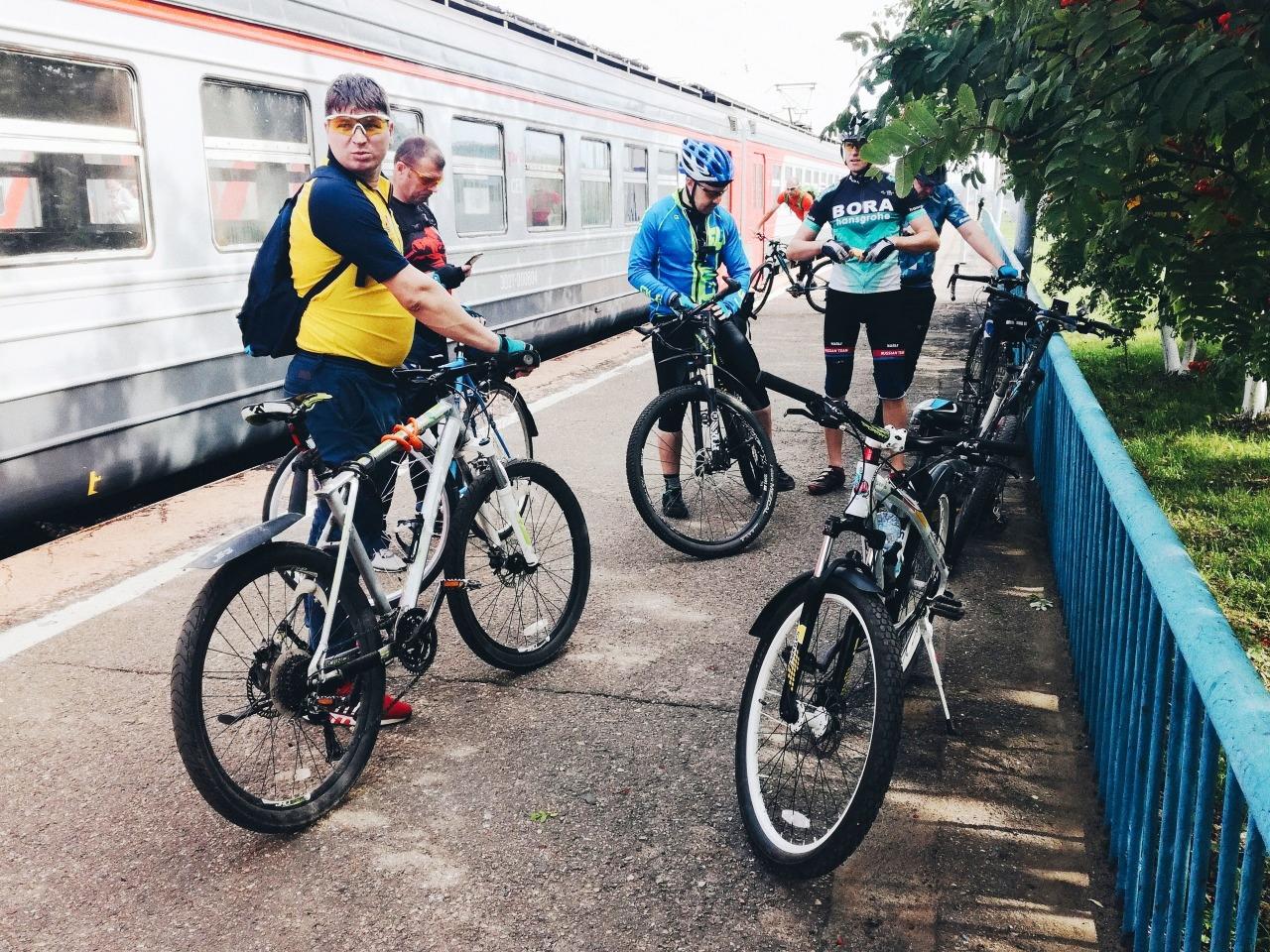 Любители активного отдыха смогут бесплатно провозить в пригородных поездах спортивный инвентарь