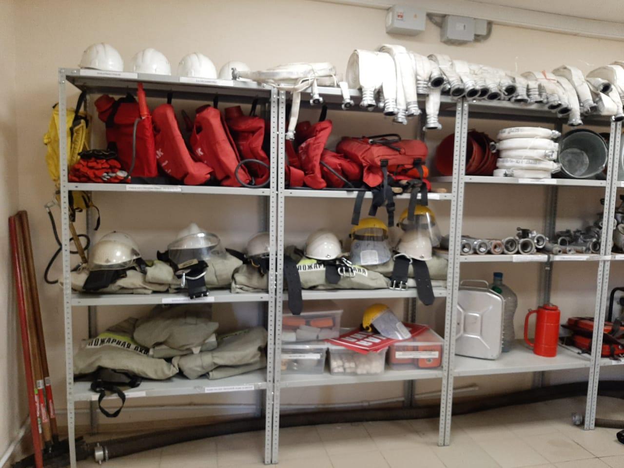 Арендаторов лесных участков проверили на готовность к работе в условиях пожароопасного сезона