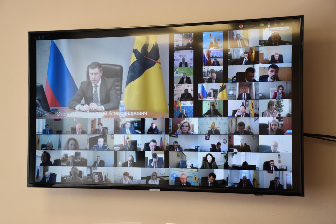 Ярославская область – в числе лидеров по реформированию контрольно-надзорной деятельности