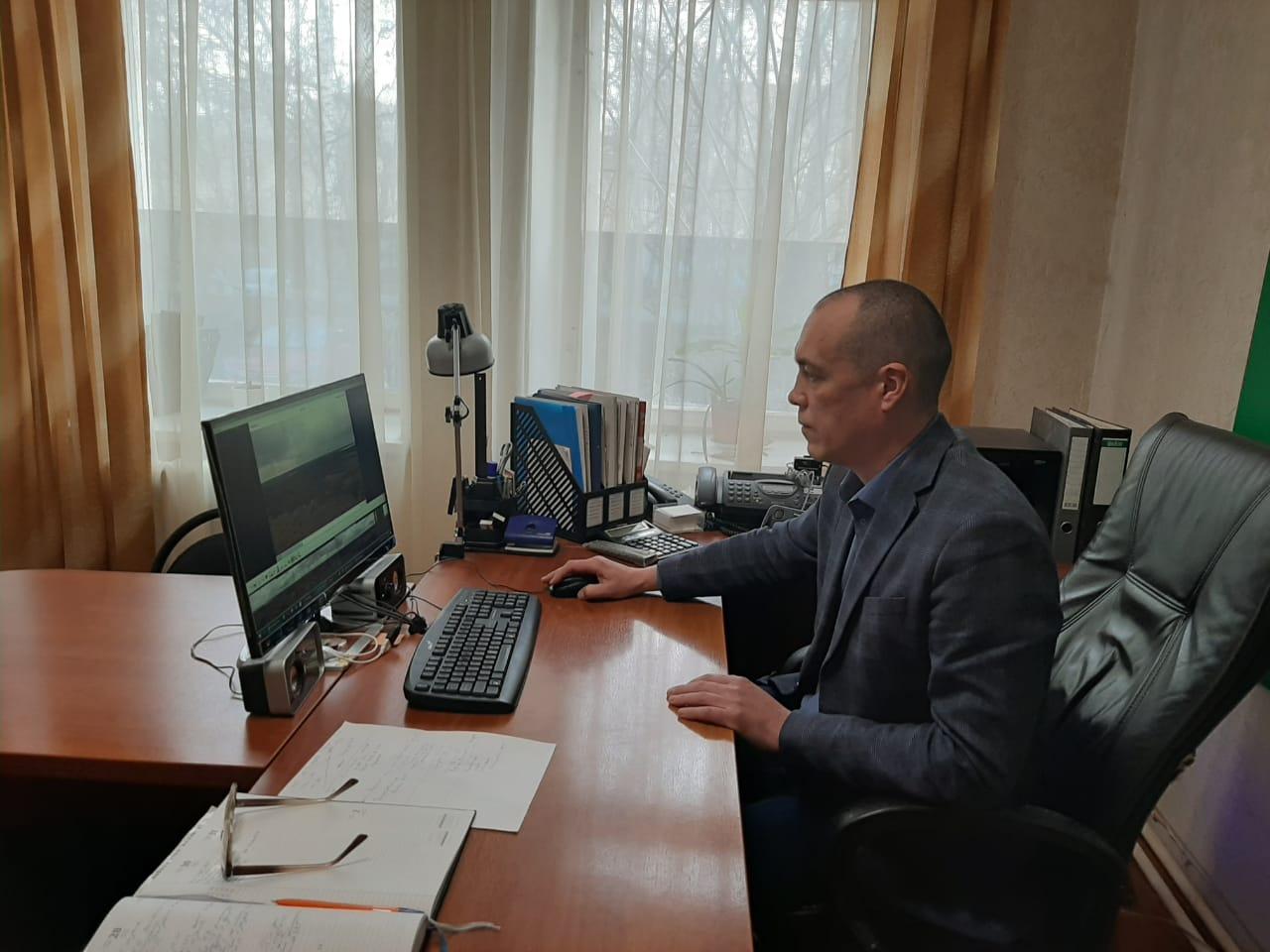 Мониторинг пожароопасной обстановки в ярославских лесах ведется в круглосуточном режиме