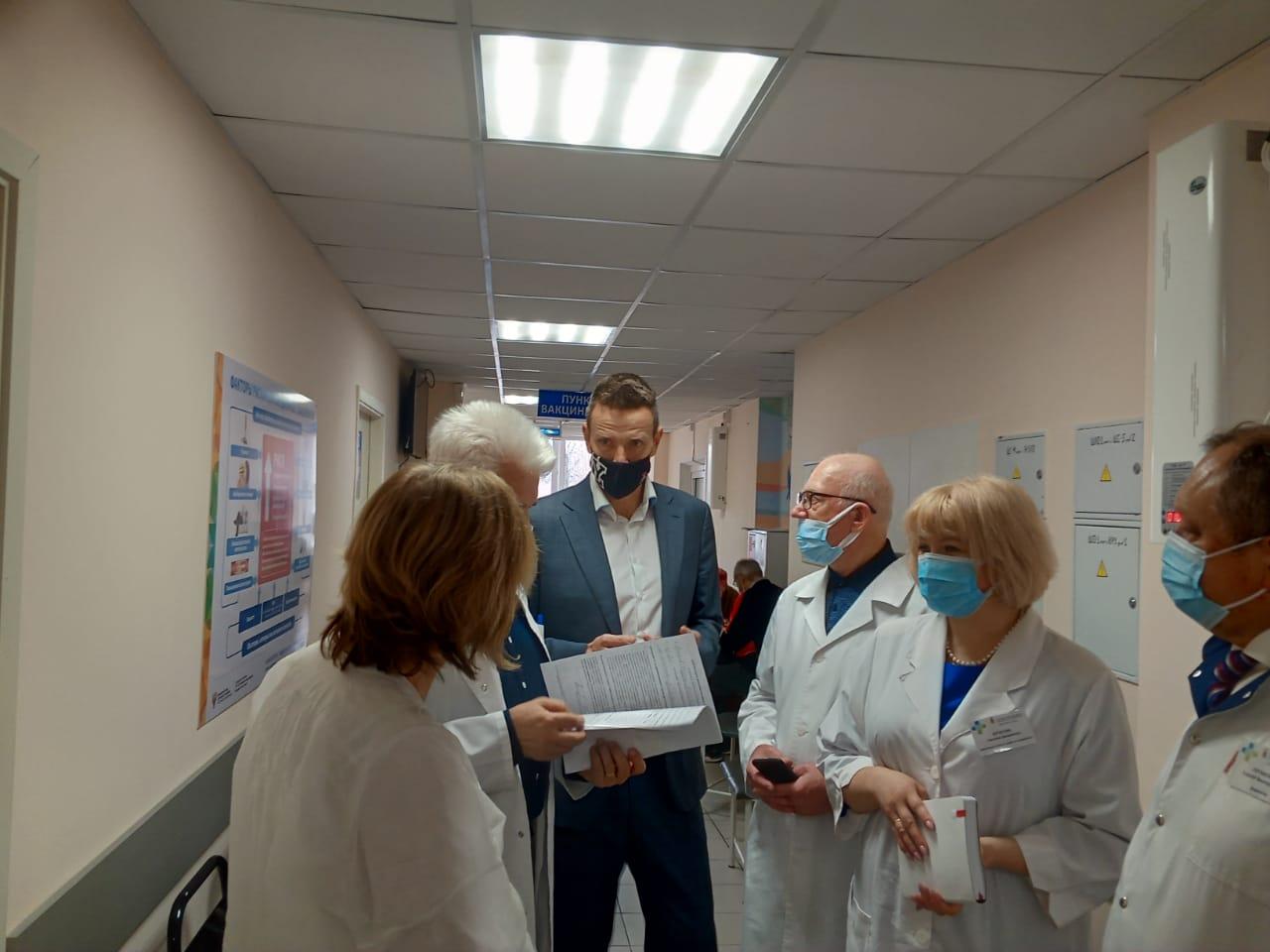 В Ярославской области открывают новые пункты вакцинации от коронавируса