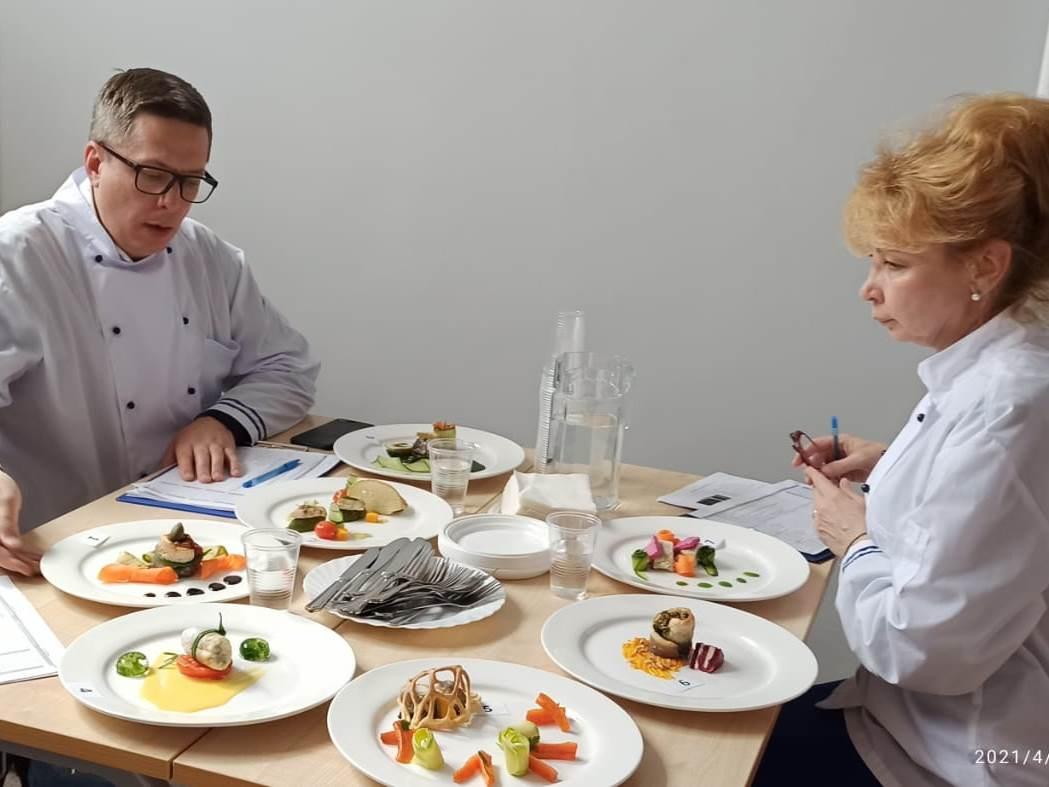 В Ярославской области подвели итоги конкурса мастеров-поваров
