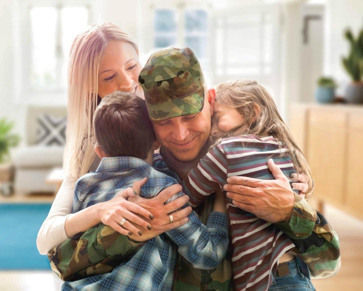 ПСБ снижает ставки до 5,49% по военной ипотеке
