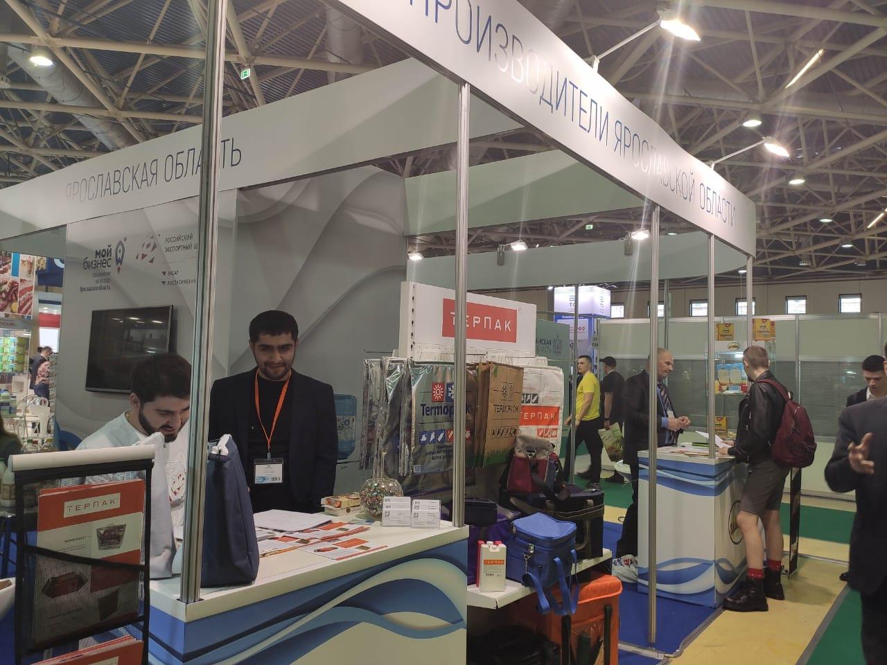 Компании Израиля, Сербии и других стран проявили интерес к ярославской продукции на выставке «Продэкспо»