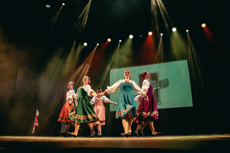 Около 600 учащихся вузов и колледжей приняли участие в фестивале «Ярославская студенческая весна»