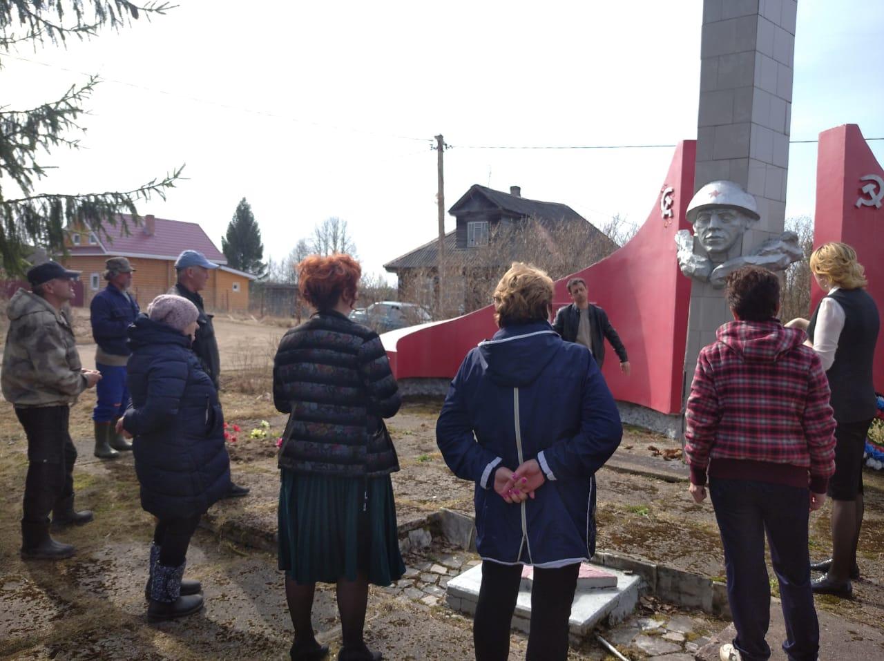 Ремонт памятника и преображение парка: в районах Ярославской области обсуждают проекты благоустройства территорий