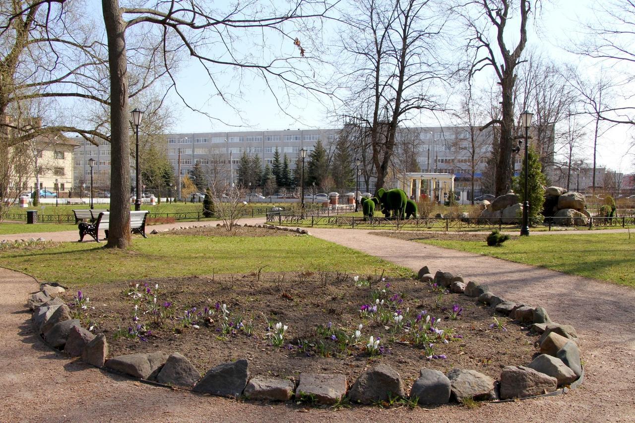 В Рыбинске открыли для посетителей Карякинский сад