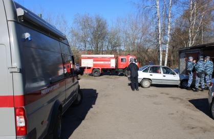 В Ярославле мужчина подорвался на гранате