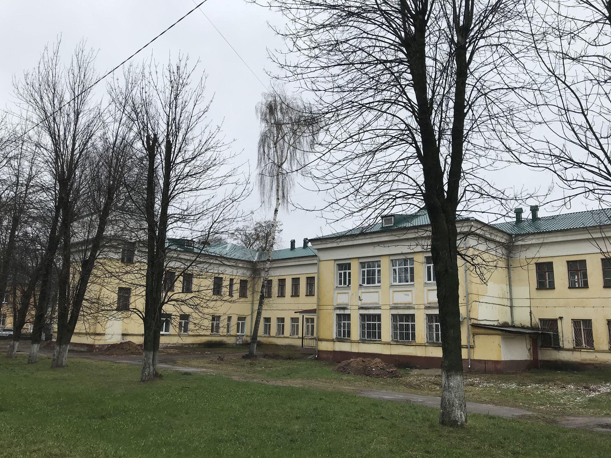 Летом начнется капитальный ремонт основного корпуса инфекционной больницы