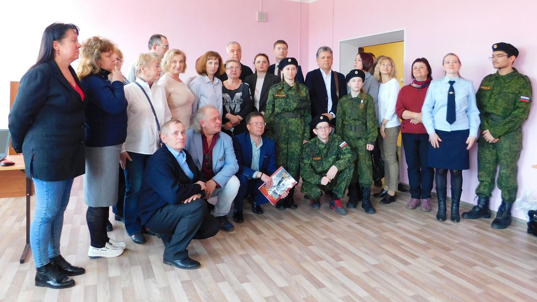 Проблему фальсификации истории и патриотическую тематику в СМИ обсудили на семинаре в селе Вятское Ярославской области